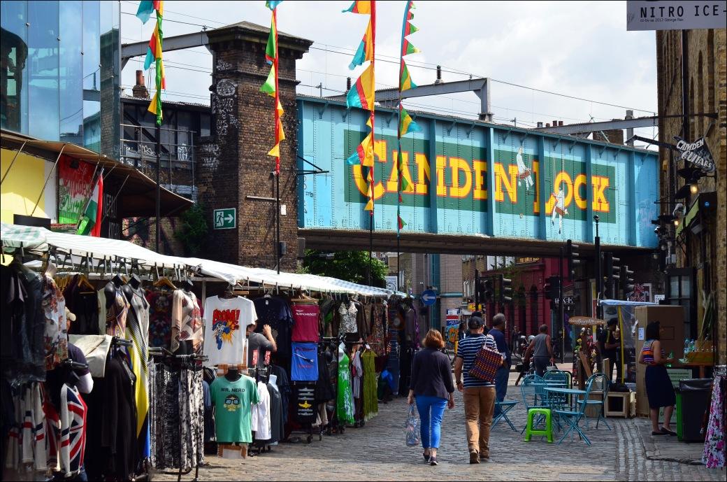 Market, Cambden Lock