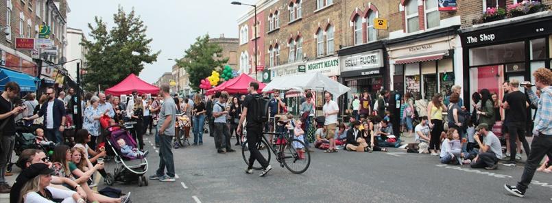 Chatsworth Road Market